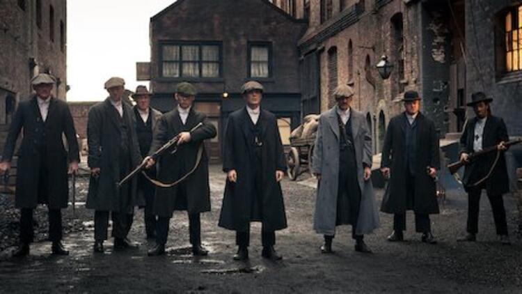 Peaky Blinders - En İyi Netflix Dizileri