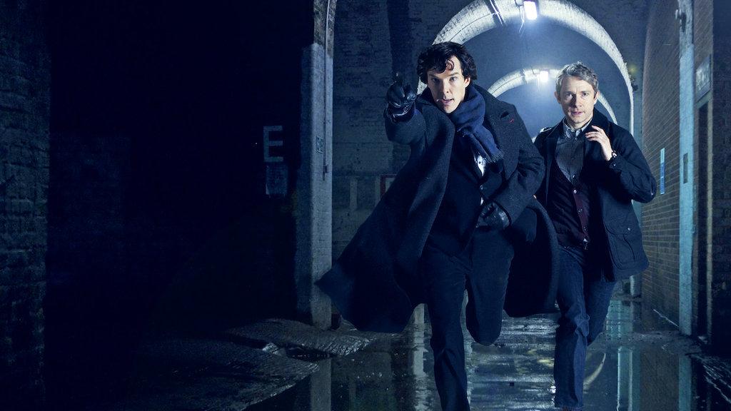 Sherlock - En iyi Netflix Dizileri