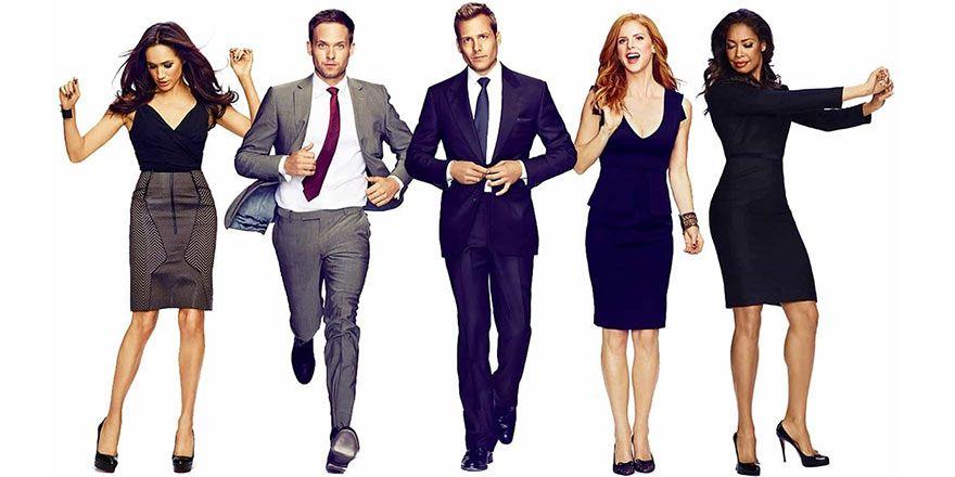 Suits- En iyi Netflix dizileri