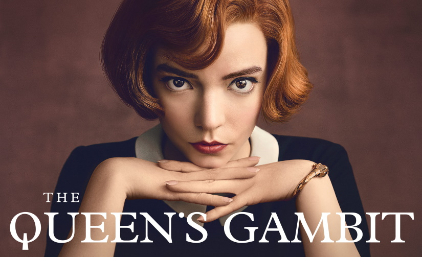 The Queen's Gambit 2. sezon fragmanı var mı?