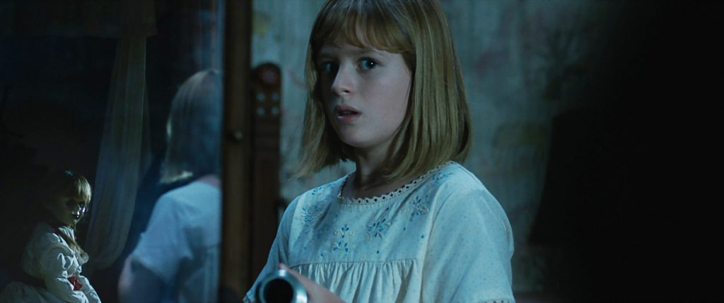 Anabelle Kötülüğün Doğuşu - Netflix Korku Filmleri 2021