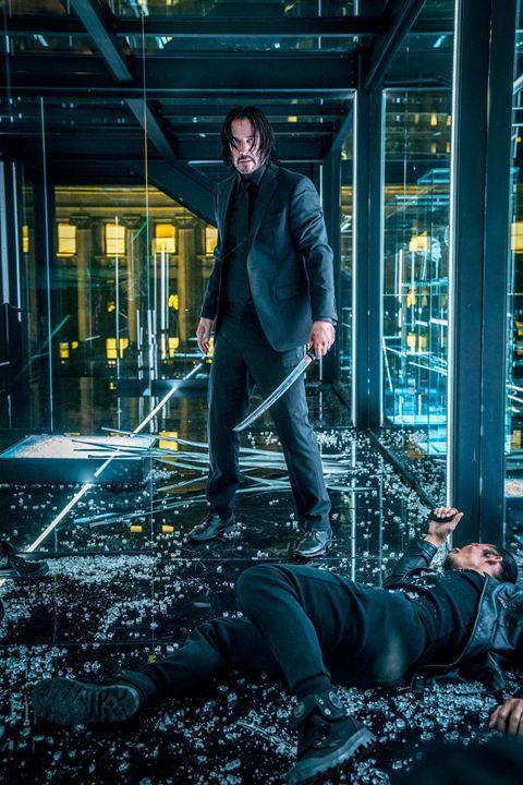 John Wick 3- Parabellum Netflix Aksiyon Filmleri
