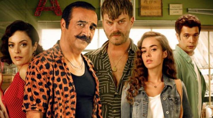 Organize İşler Sazan Sarmalı - Türk filmleri 2021