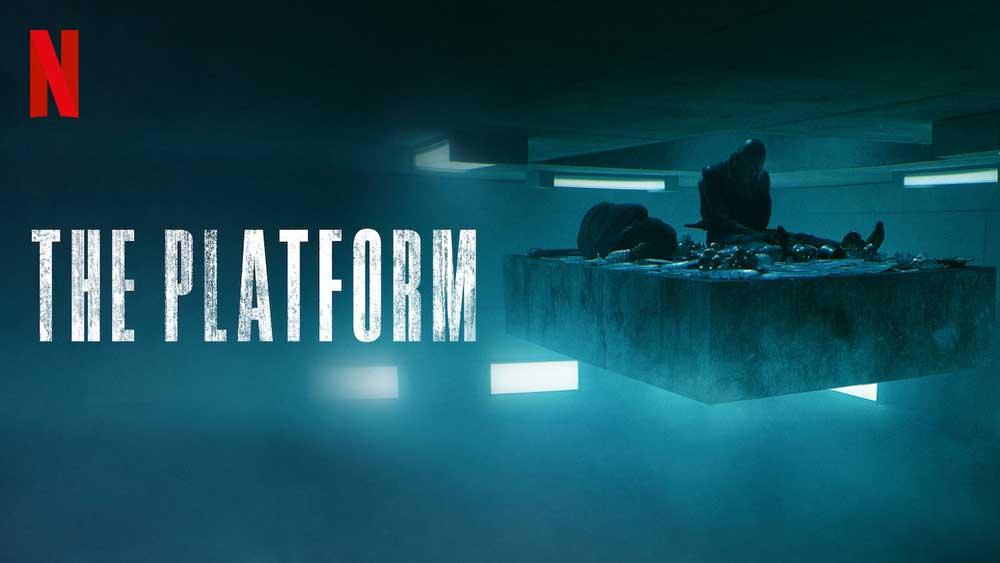 Platform - Netflix korku filmleri