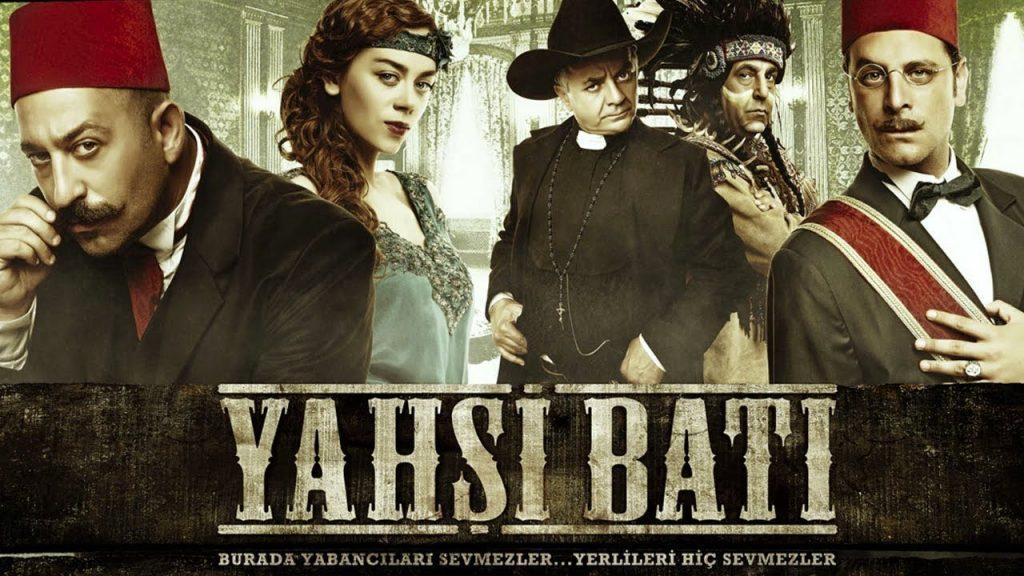Yahşi Batı - Türk filmleri 2021