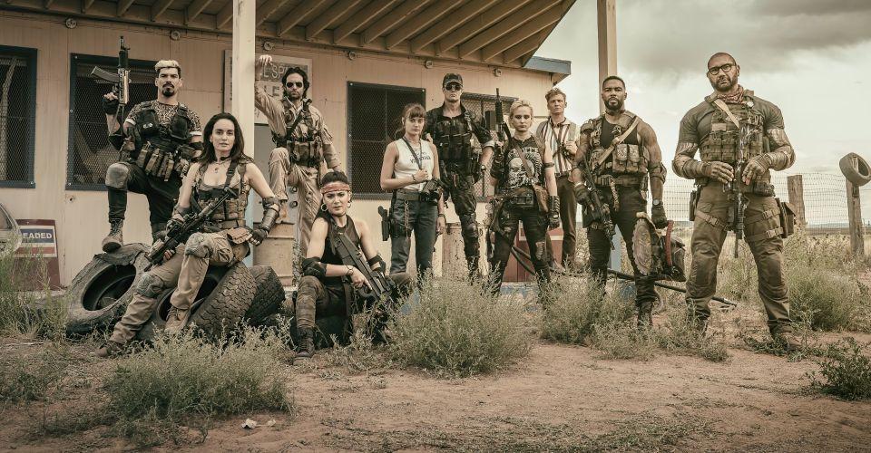 Ölüler Ordusu Netflix filmi çıkış tarihi