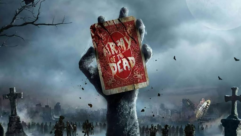 Ölüler Ordusu Netflix filmi oyuncu kadrosu